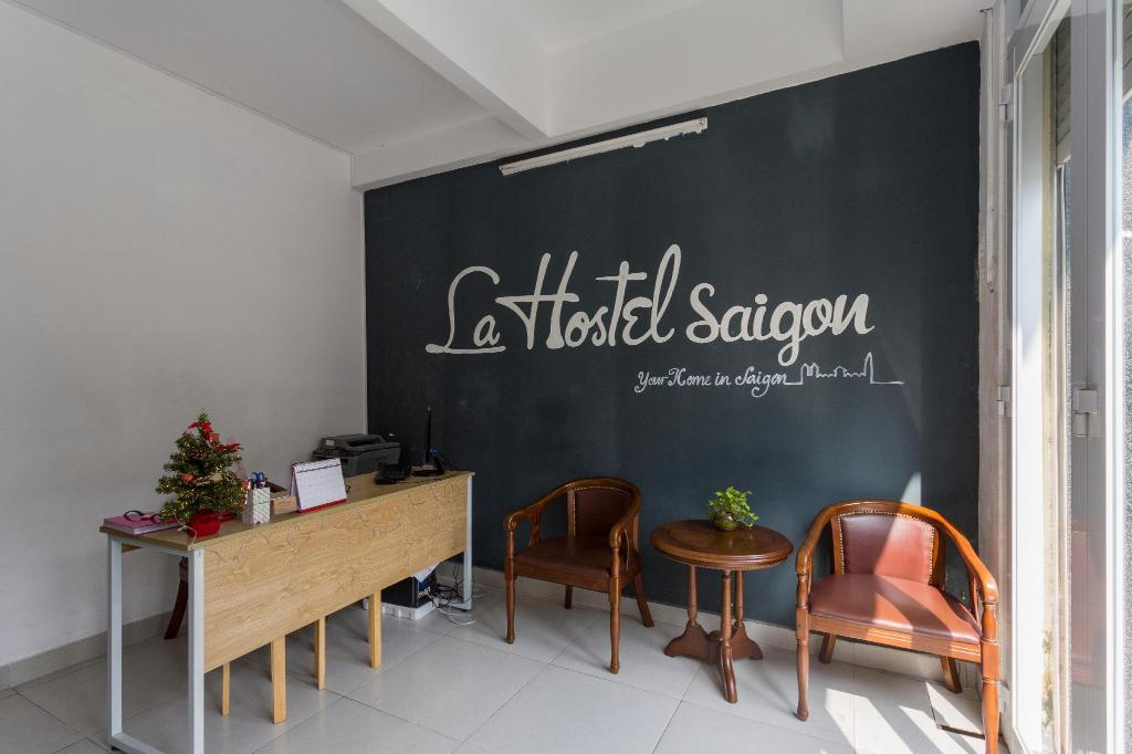 Best Price on La Hostel Saigon in Ho Chi Minh City + Reviews!