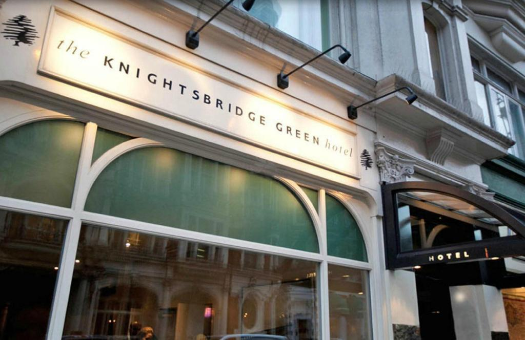 159 Knightsbridge Hotel In London Room Deals Photos