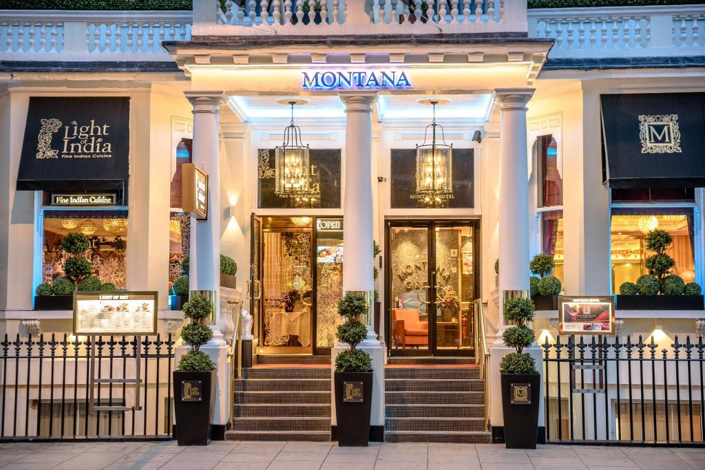 The montana hotel in london room deals photos reviews for Find hotels in london