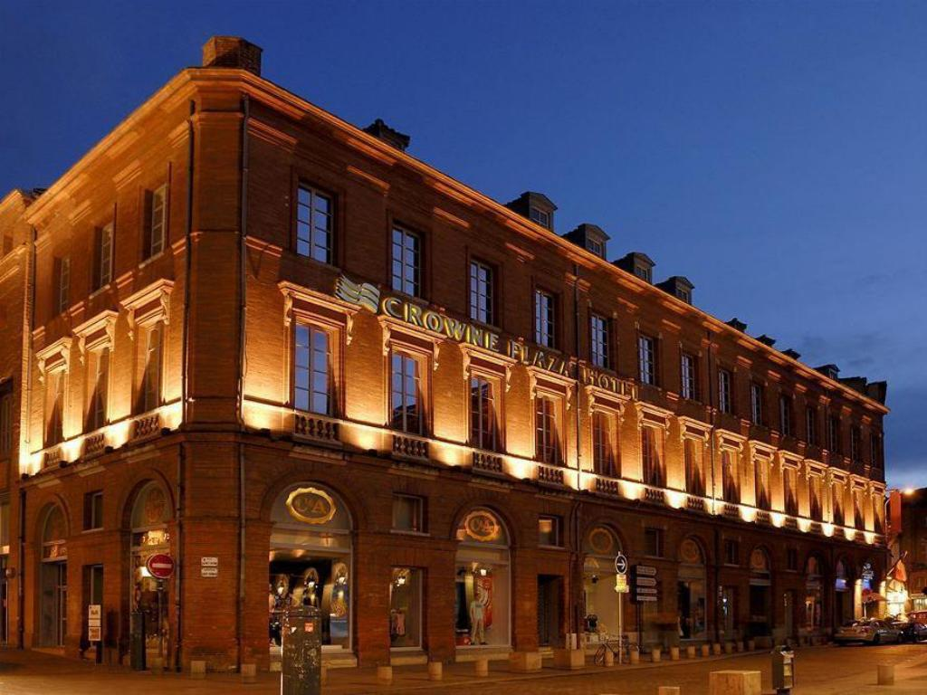 More About Crowne Plaza Toulouse