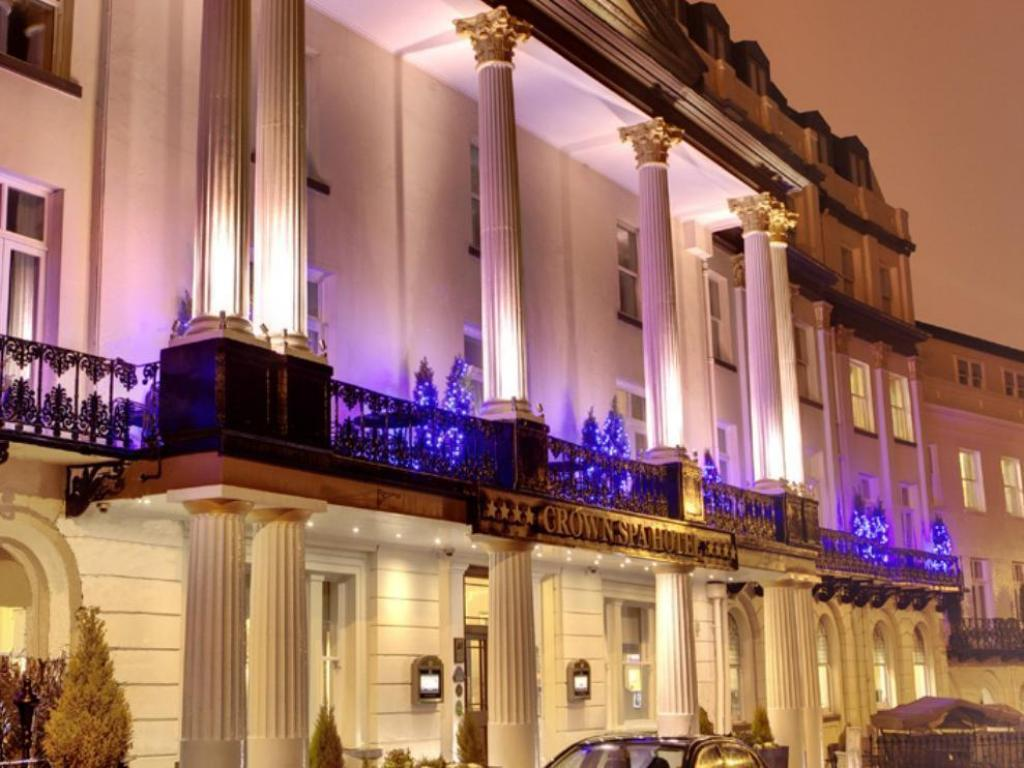 More About Crown Spa Hotel Scarborough By Comp Hospitality