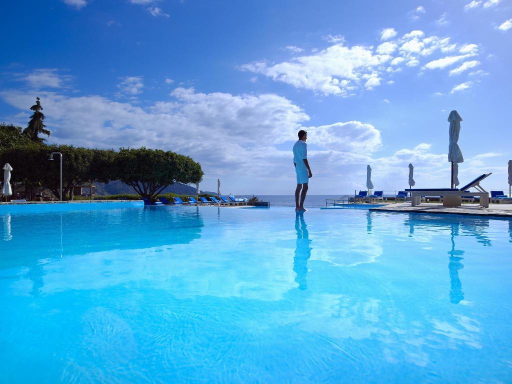 St. Nicolas Bay Resort Hotel & Villas in Crete Island