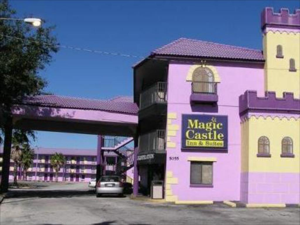 Magic Castle Hotel Orlando Fl