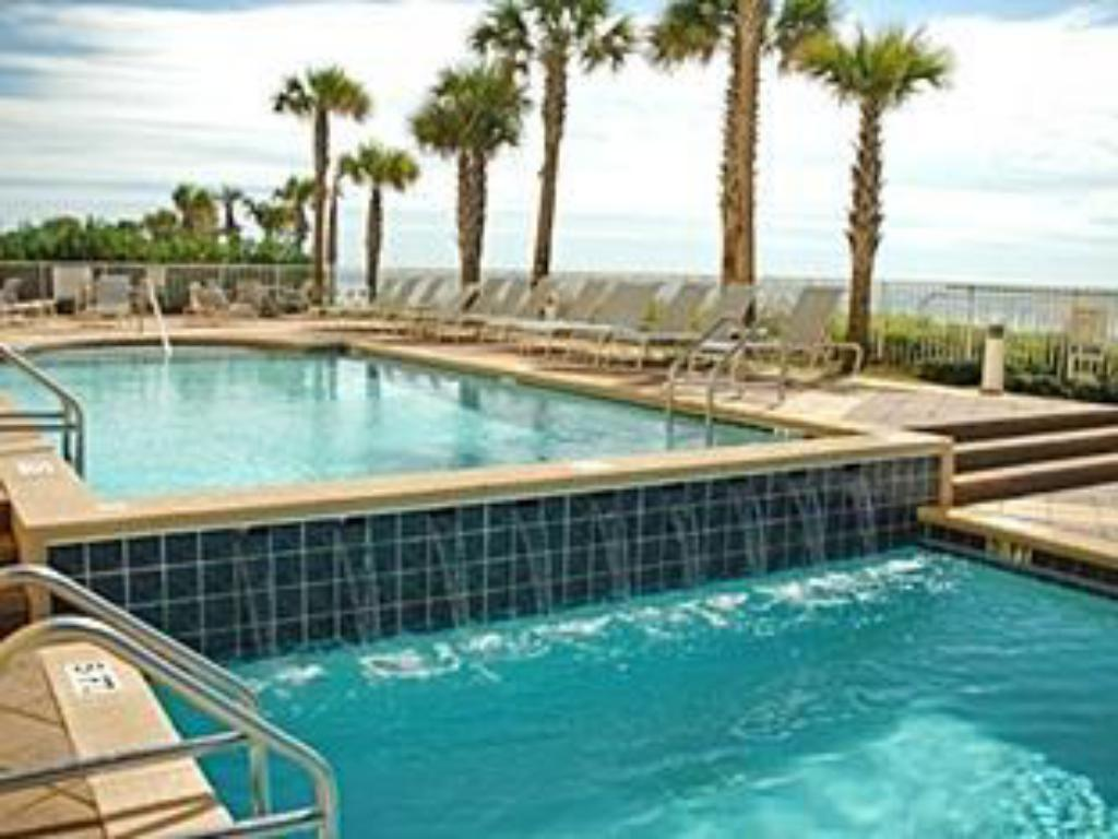 Sterling reef hotel in panama city fl room deals photos reviews for Williams indoor pool swim lessons
