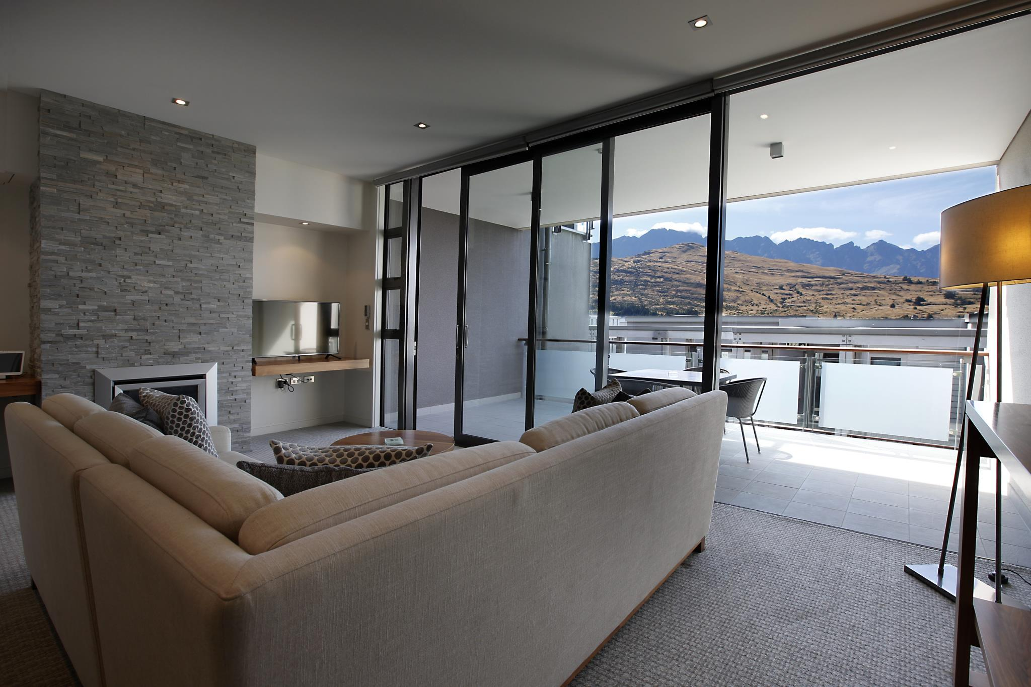 The Rees Hotel & Luxury Apartments in Queenstown - Room ...