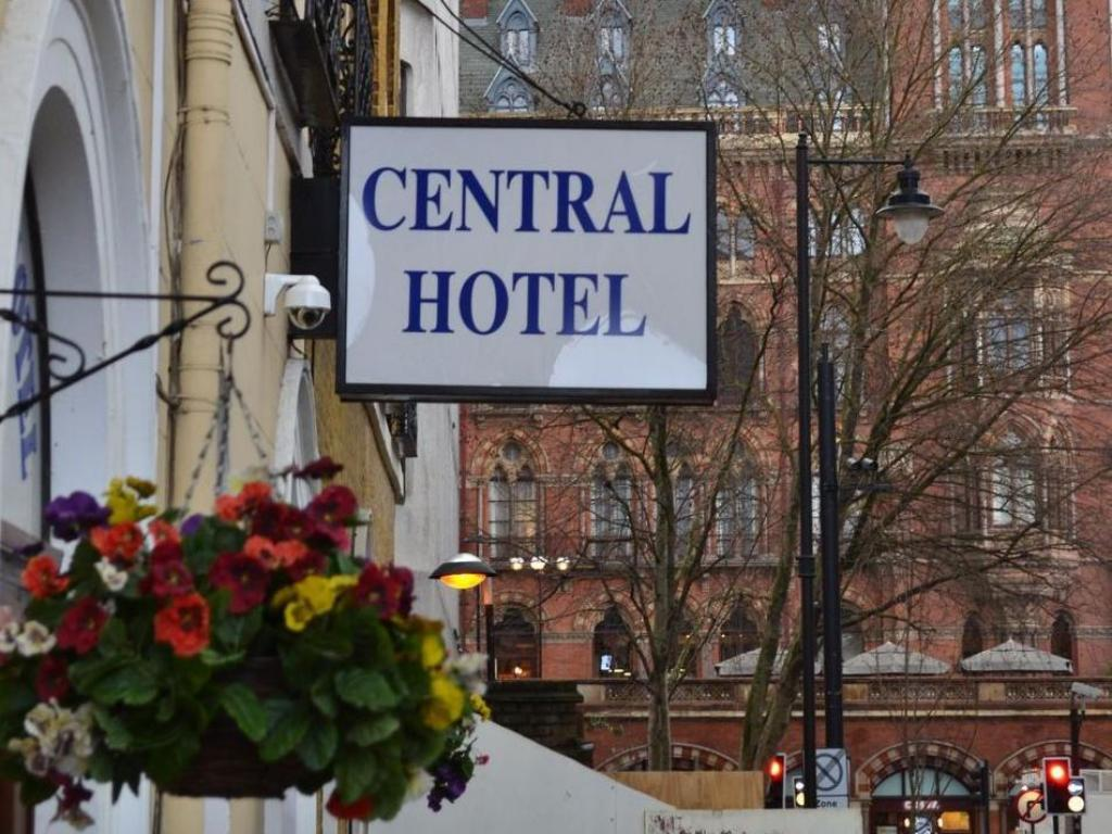 Hotel london cheap internet rates for kings cross hotels in london - Central Hotel London King S Cross