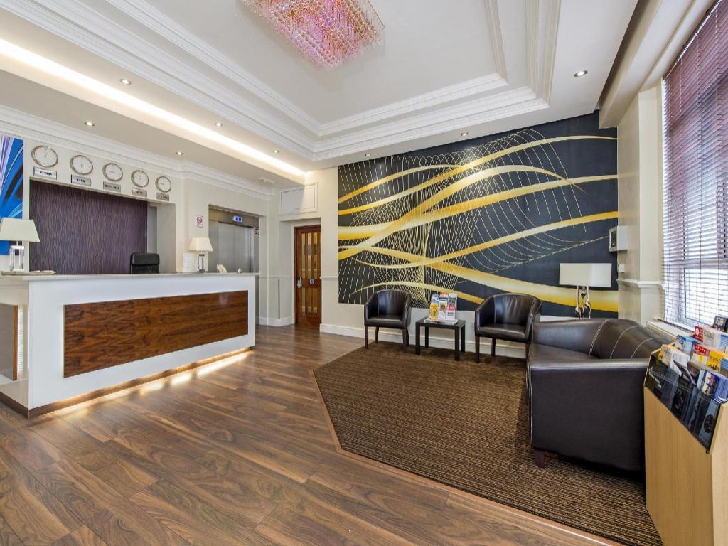 Lidos Hotel London