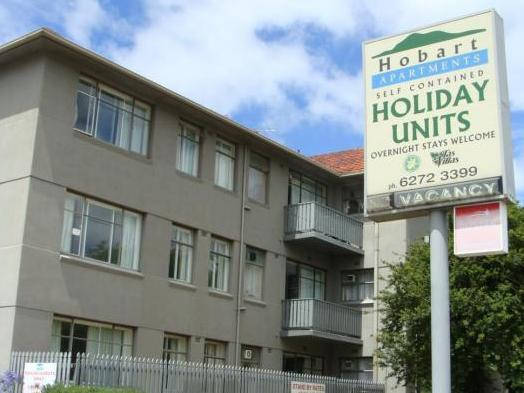 More About Hobart Apartments