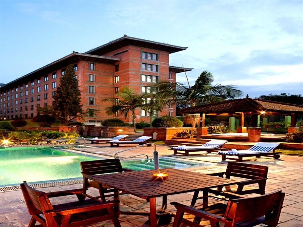 More About Crowne Plaza Hotel Kathmandu Soaltee