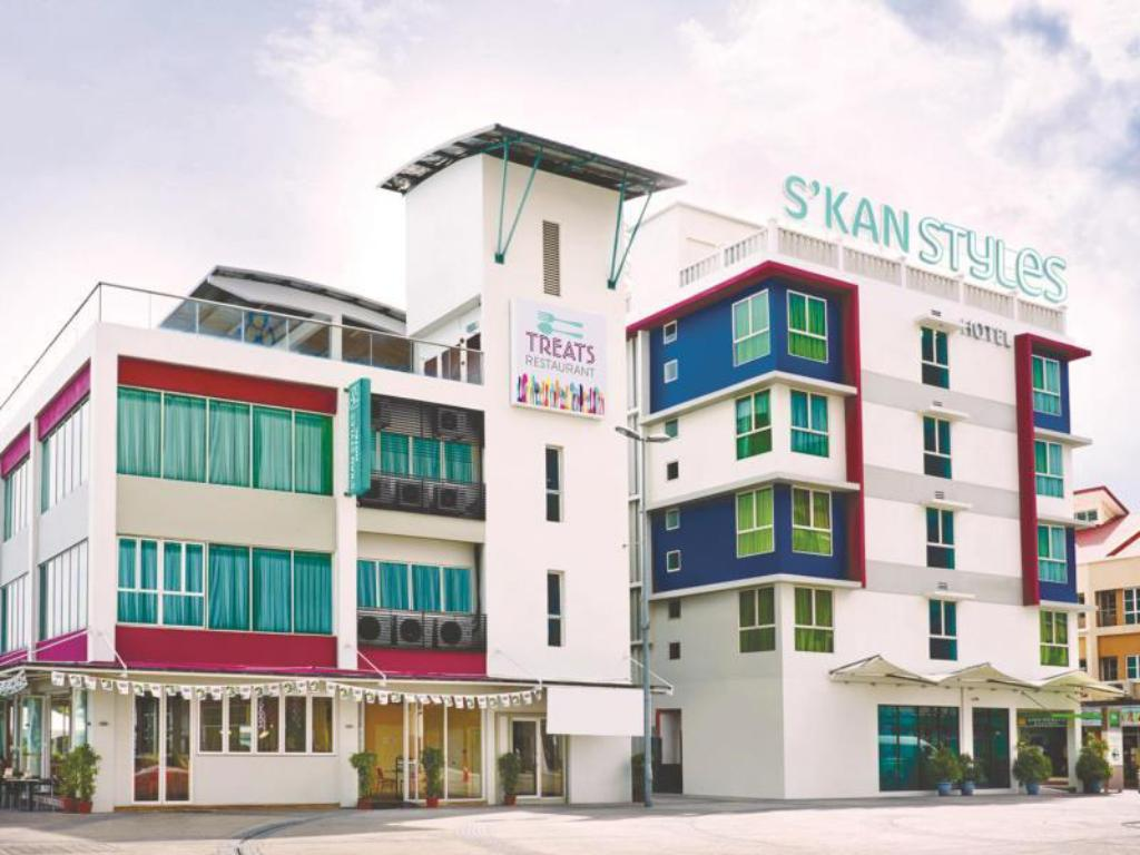 More About S Kan Styles Hotel