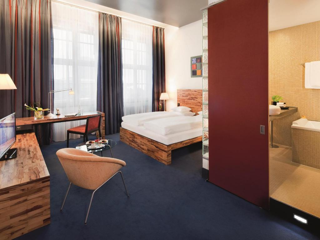 Moevenpick Hotel Berlin Potsdamer Platz