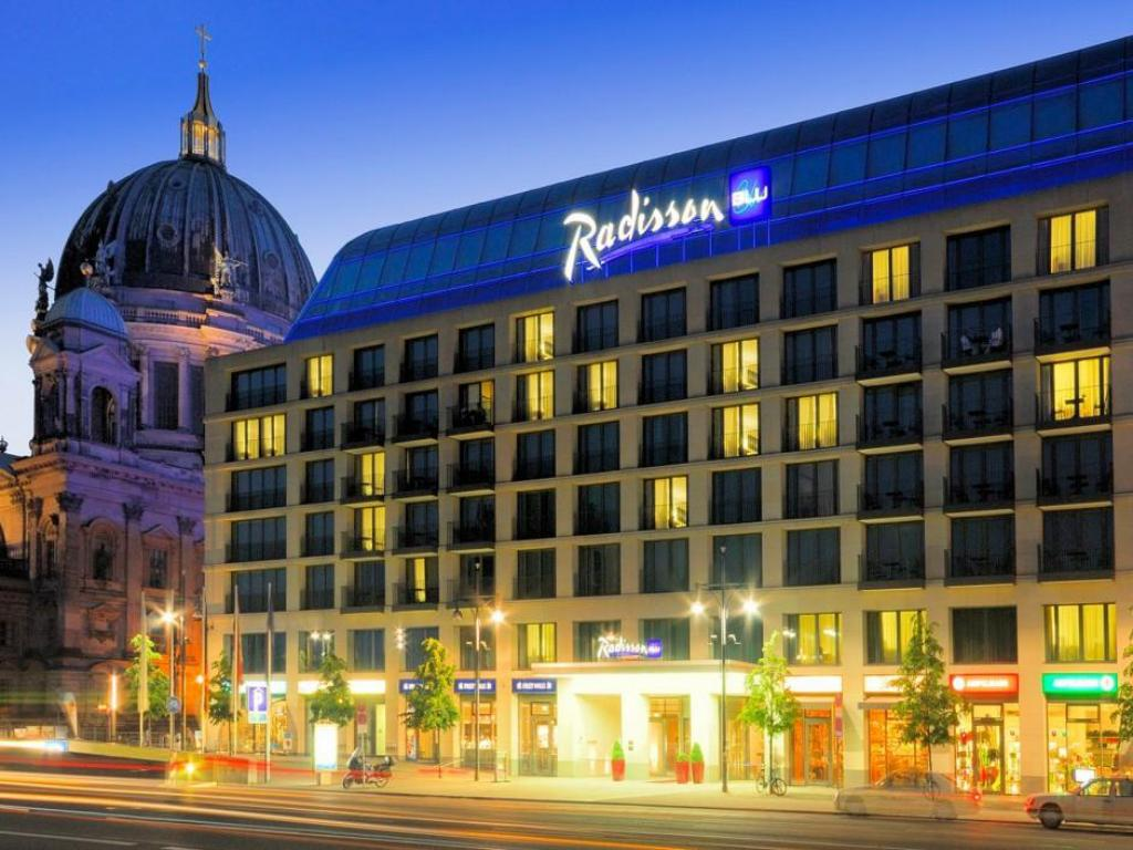 More About Radisson Blu Hotel Berlin