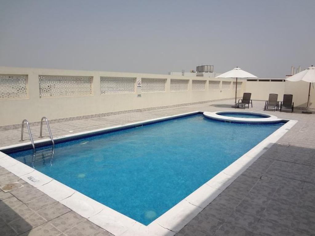 Best price on al manar hotel apartments in dubai reviews - Dubai airport swimming pool price ...