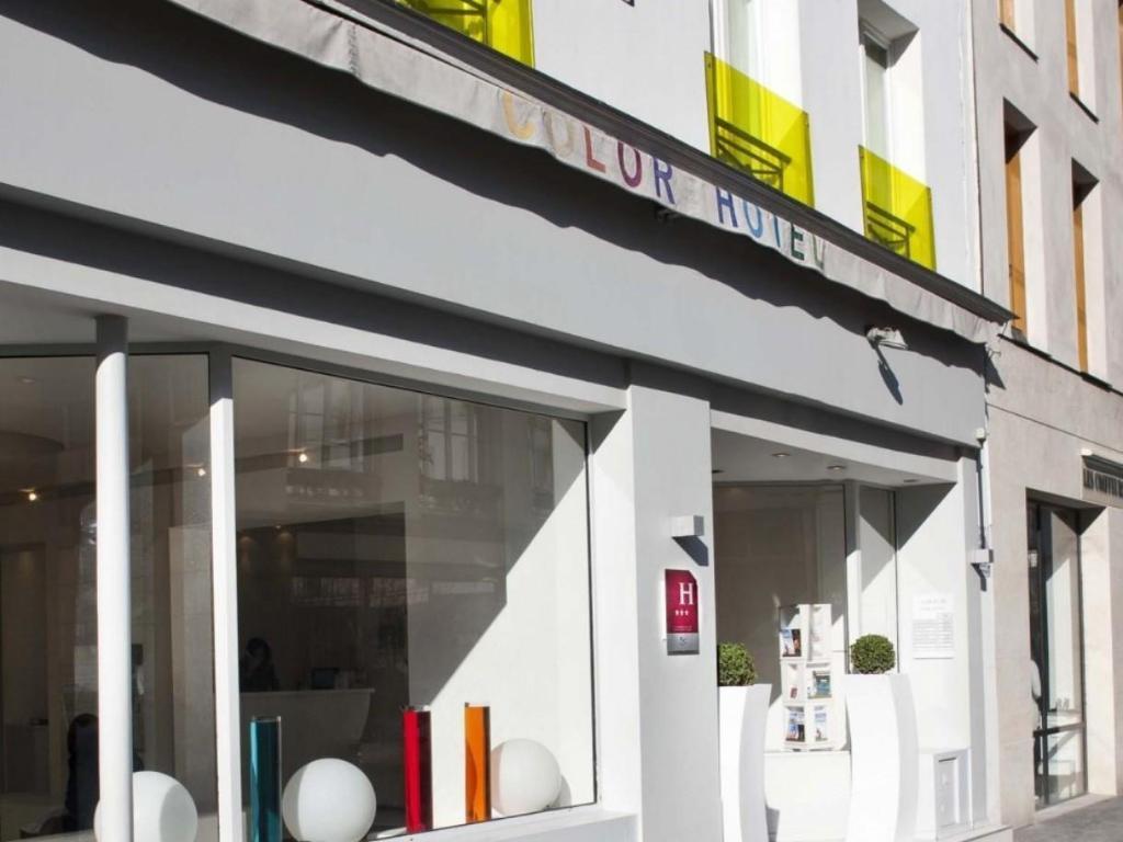 Best price on color design hotel in paris reviews for Color design hotel paris