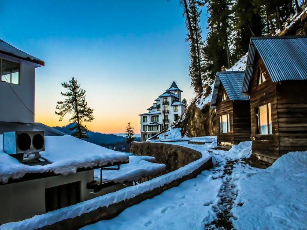 Amod Tethys Sky Resort And Spa Narkanda Best Price On Tethys Ski Resort In Shimla Reviews