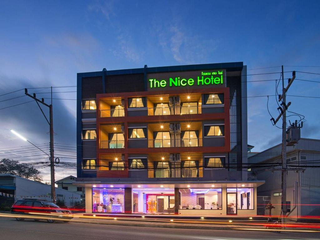 More About The Nice Hotel