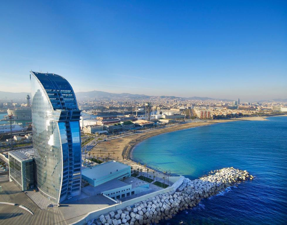 More About W Barcelona Hotel