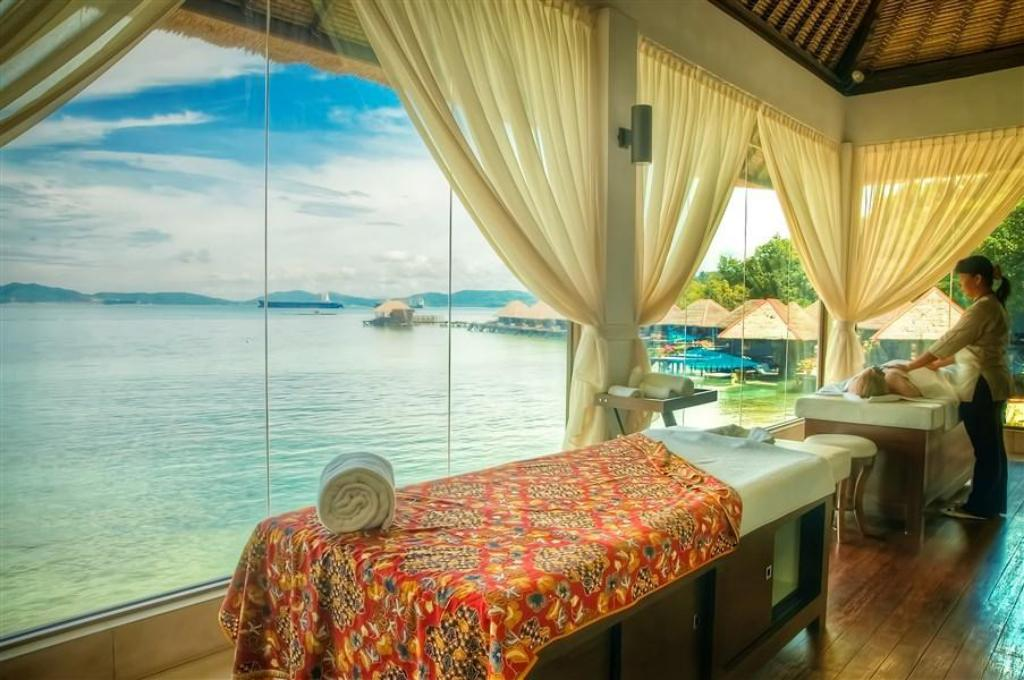 Best price on gayana eco resort in kota kinabalu reviews for Acure eco salon prices
