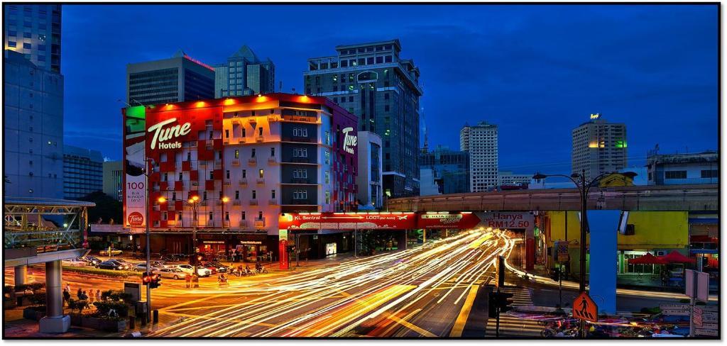More About Tune Hotel Kuala Lumpur