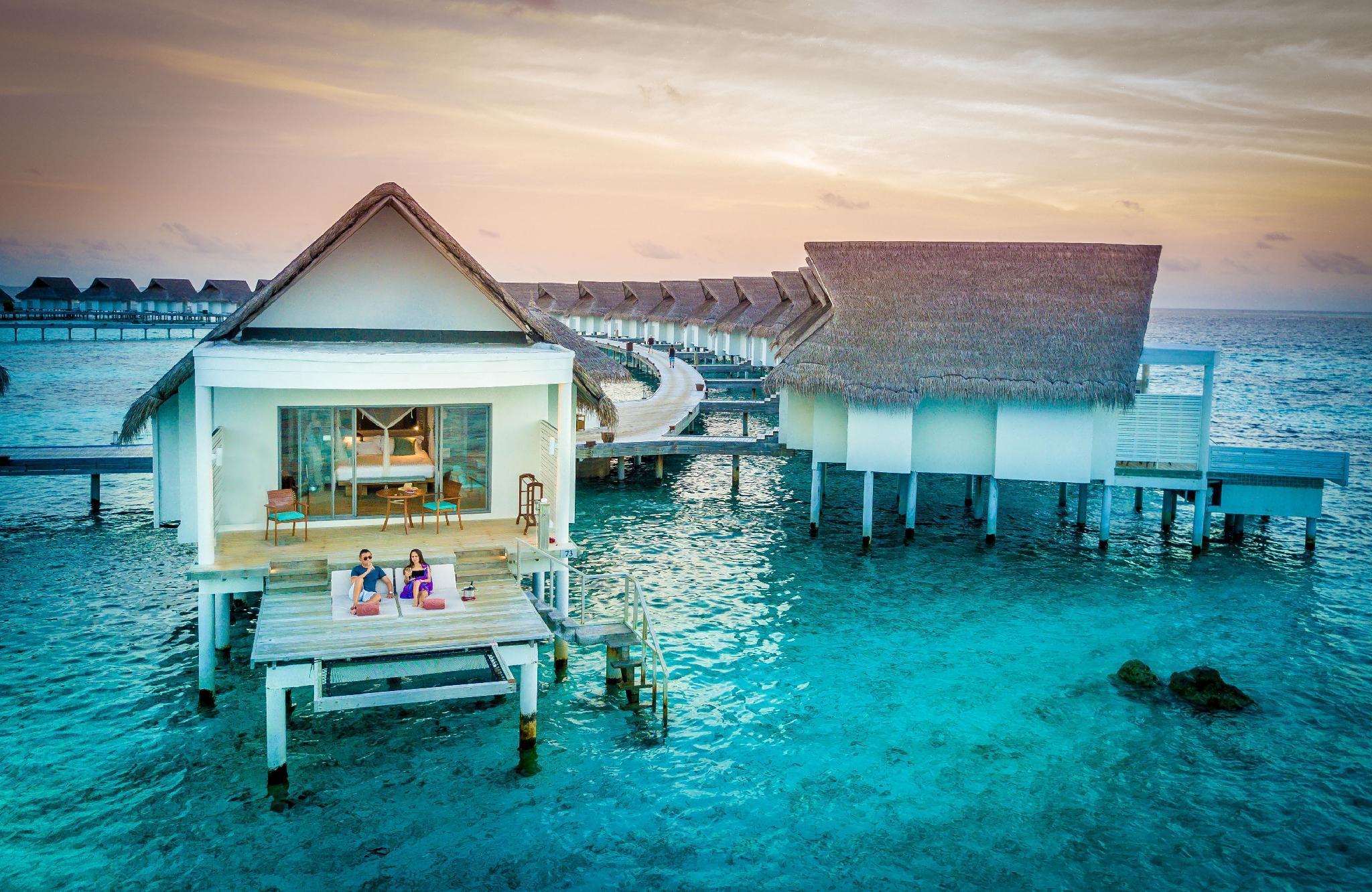 Centara Grand Island Resort Spa Deluxe Water Villa