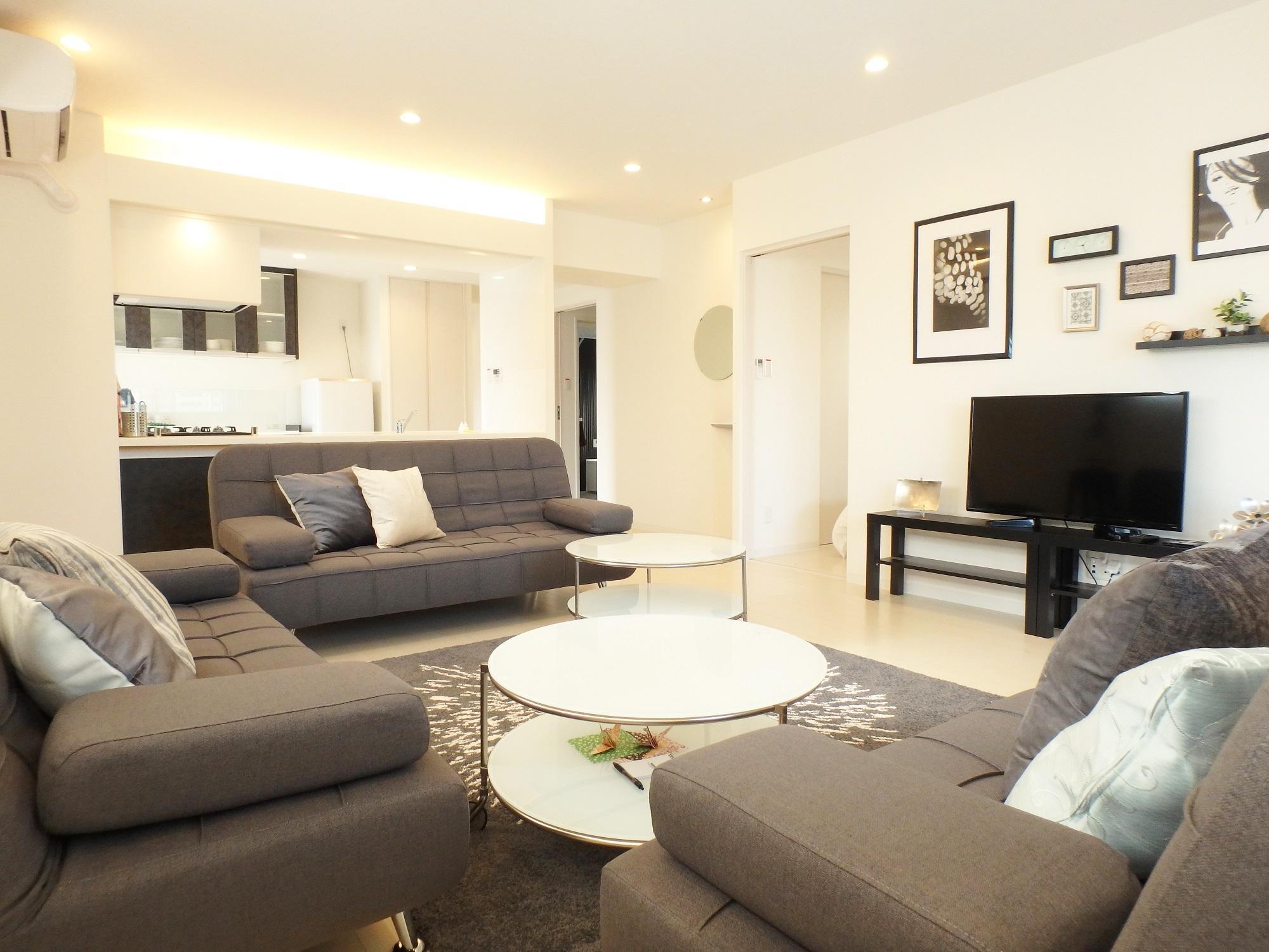 HK New Suite 2 Bedroom Built In 2016