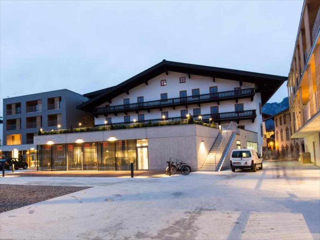 Hotel Post Sankt Johann In Tirol