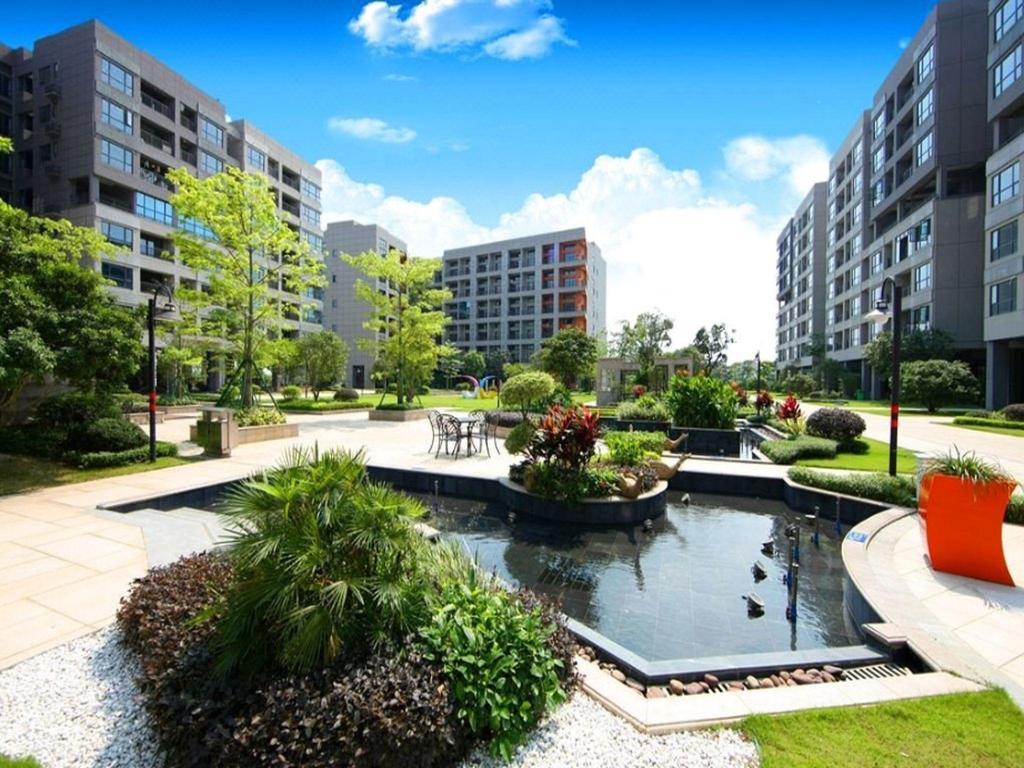 碧桂園空港鳳祺國際公寓廣州白雲機場店Country Garden Fengqi Apartment Guangzhou Baiyun Airport