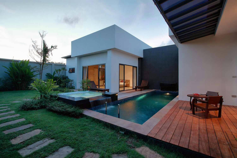 普吉岛海石私人泳池别墅 (seastone private pool )