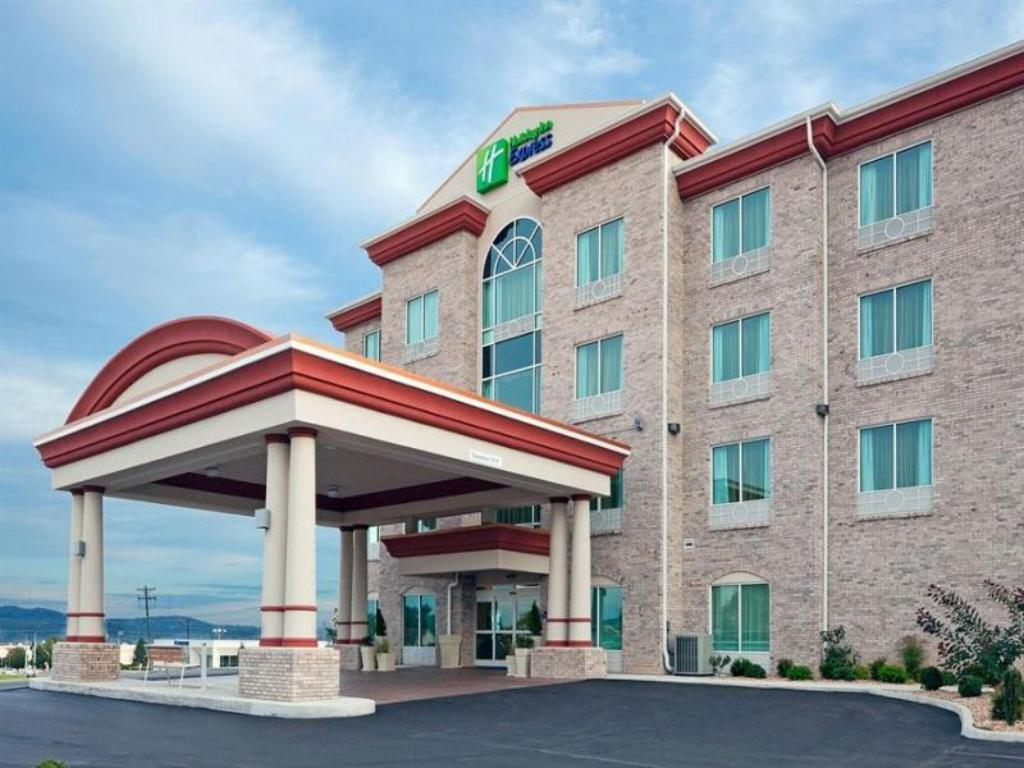 More About Holiday Inn Express Hotel Suites Somerset Central
