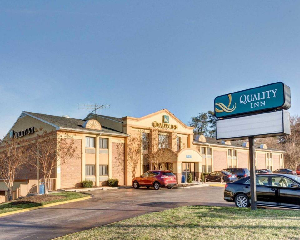 More About Quality Inn Near Ft Meade