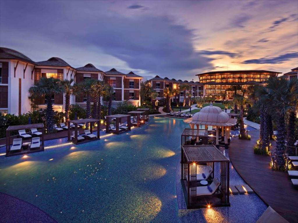 More About Intercontinental Hua Hin Resort