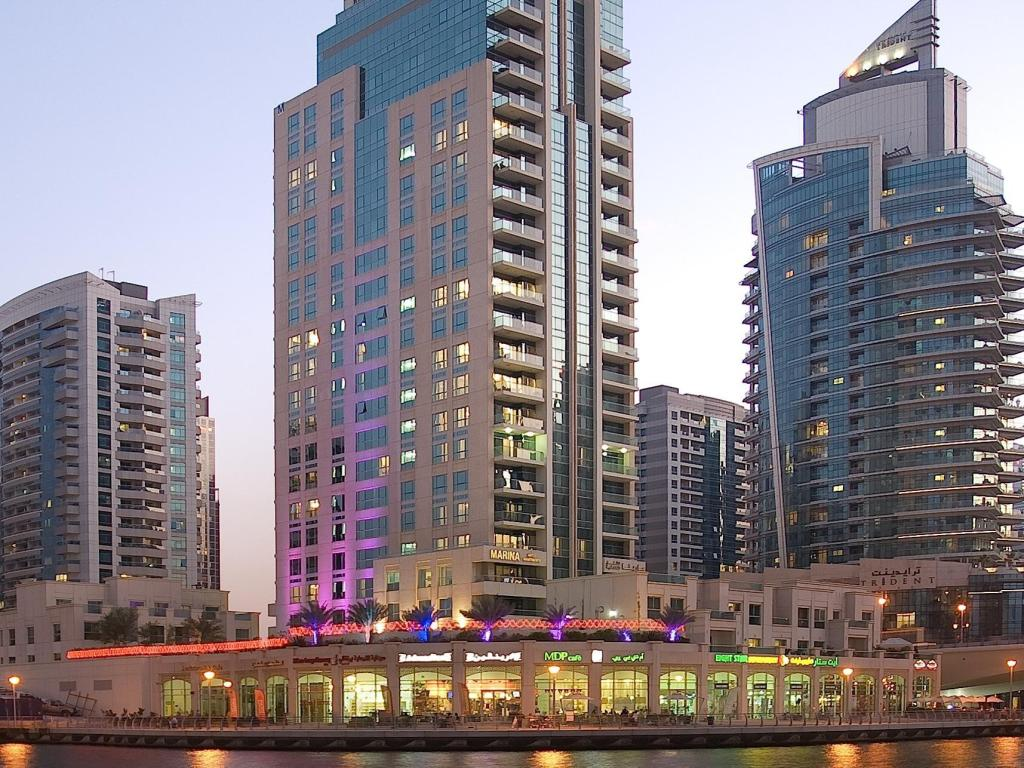 best price on marina hotel apartments in dubai + reviews!