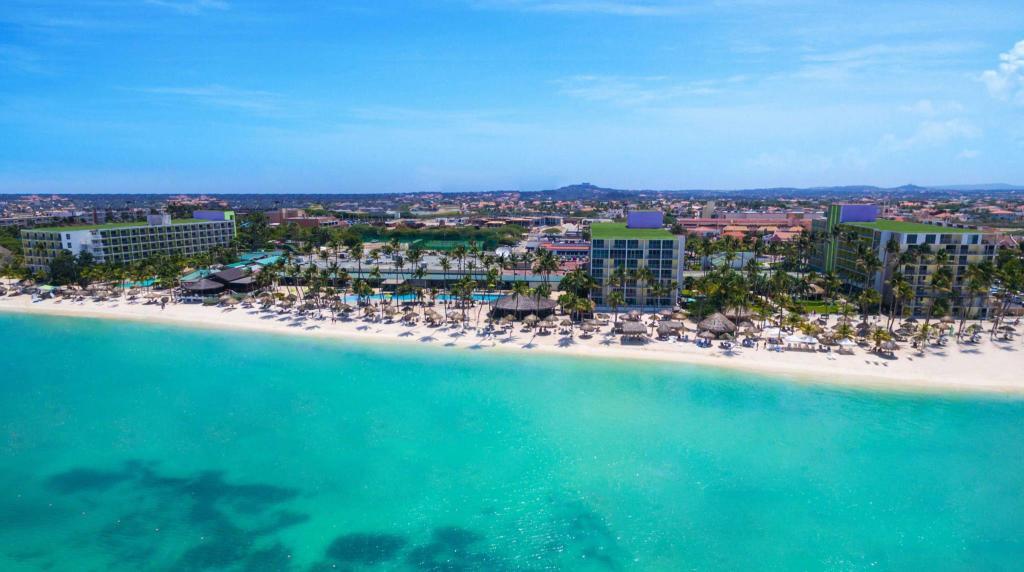 Aruba Beach Resort And Casino Holiday Inn