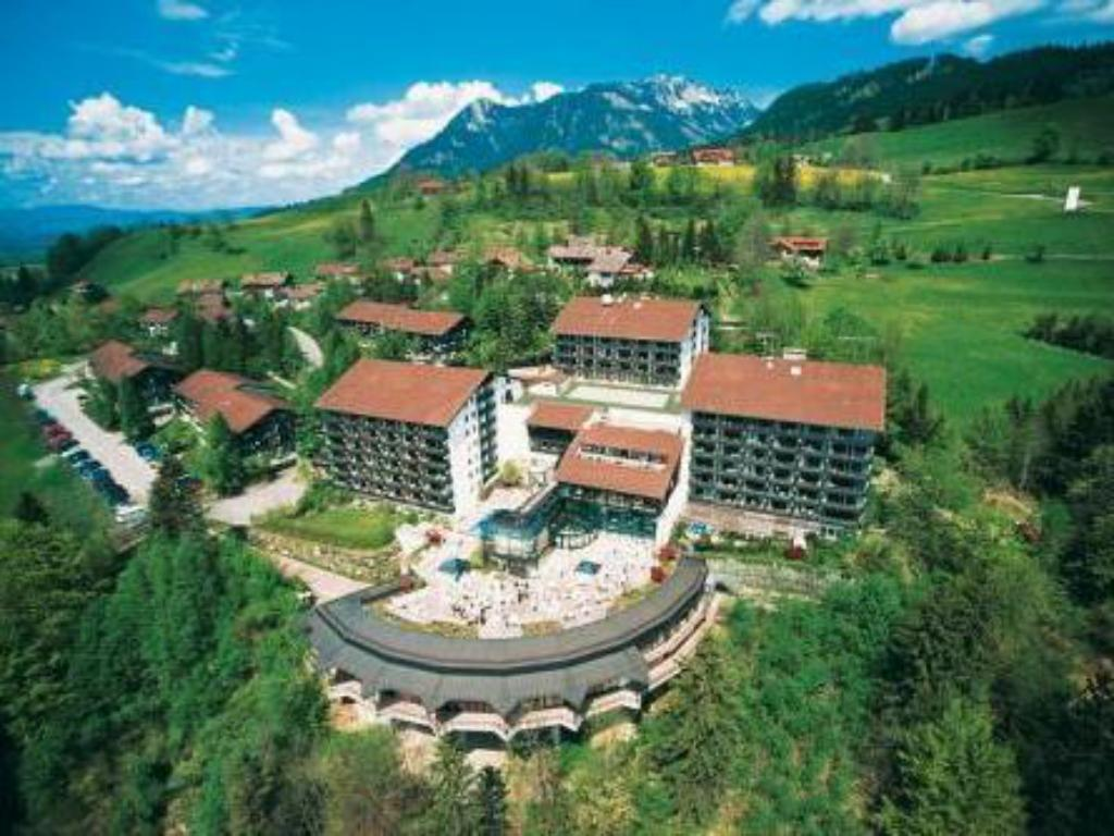 Das allg u stern hotel in sonthofen buchen for Sonthofen schwimmbad
