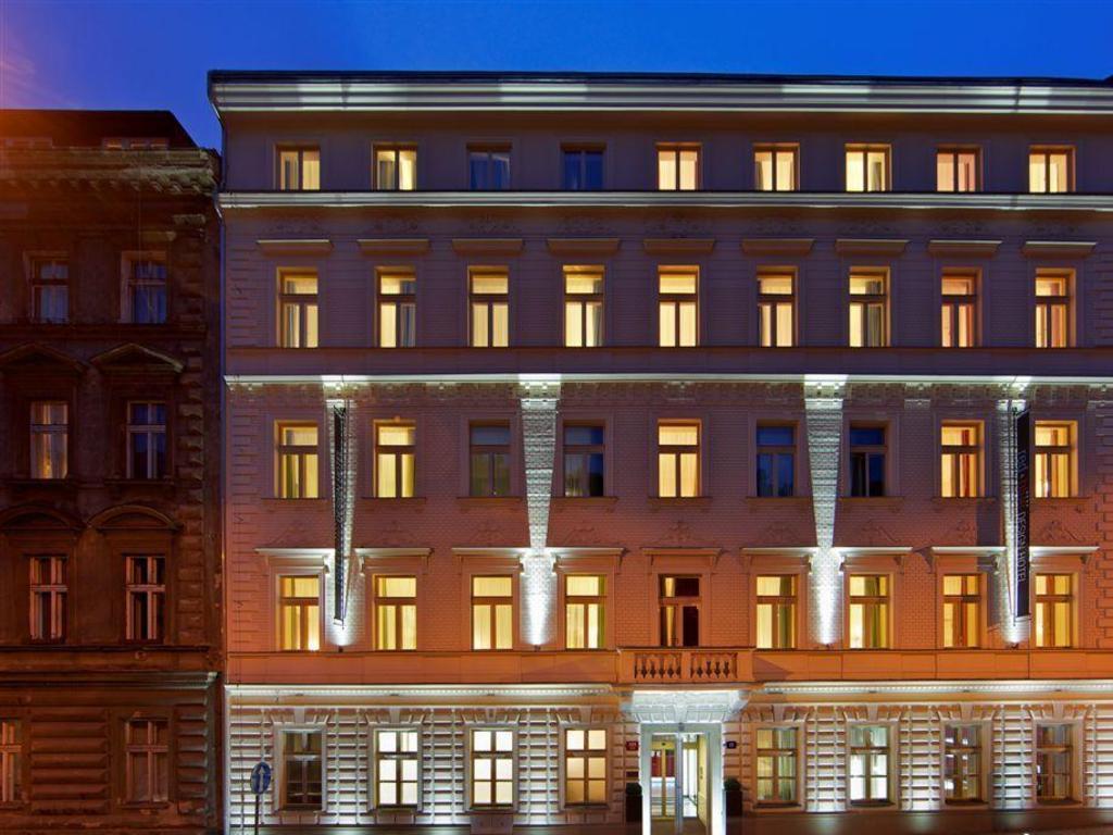 best price on red & blue design hotel prague in prague + reviews!