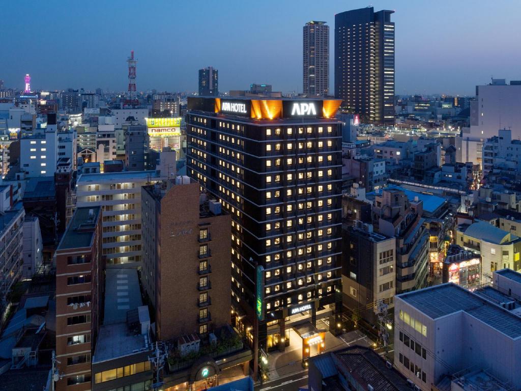 APA飯店 - 難波站東APA Hotel Namba-Eki Higashi