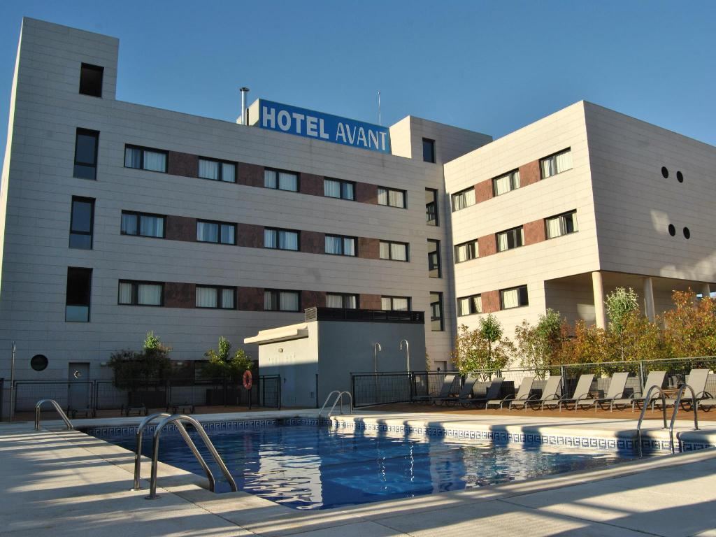 Hotel avant torrejon in madrid room deals photos reviews - Avant haus madrid ...