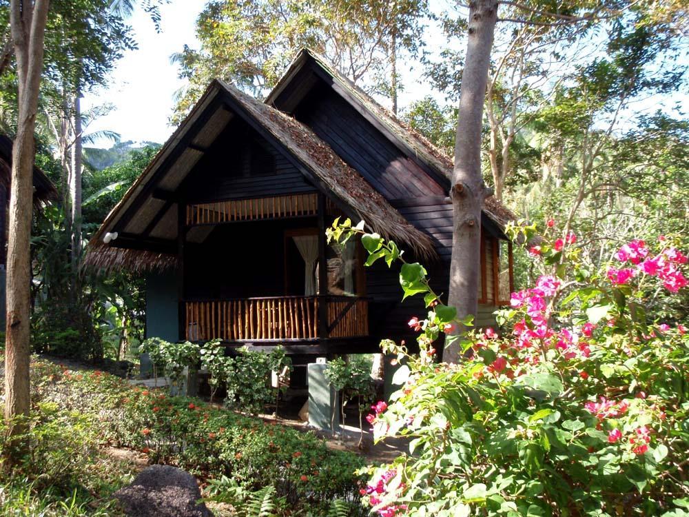 das thongtapan resort in koh phangan buchen. Black Bedroom Furniture Sets. Home Design Ideas