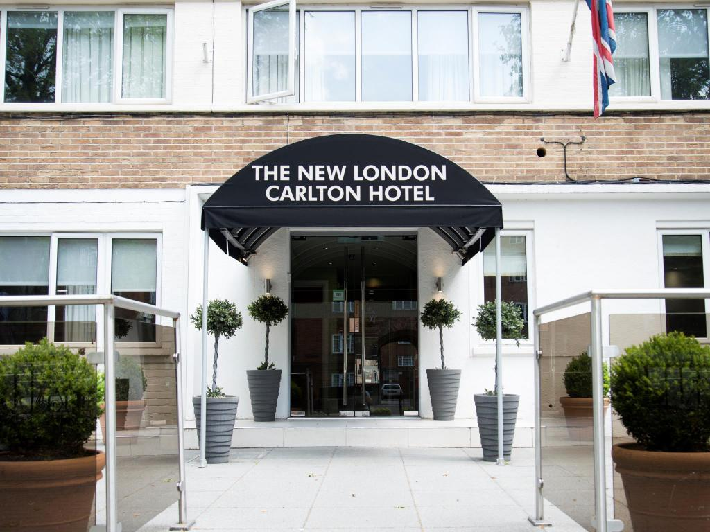 Best price on the new london carlton hotel in london for Best modern hotels in london