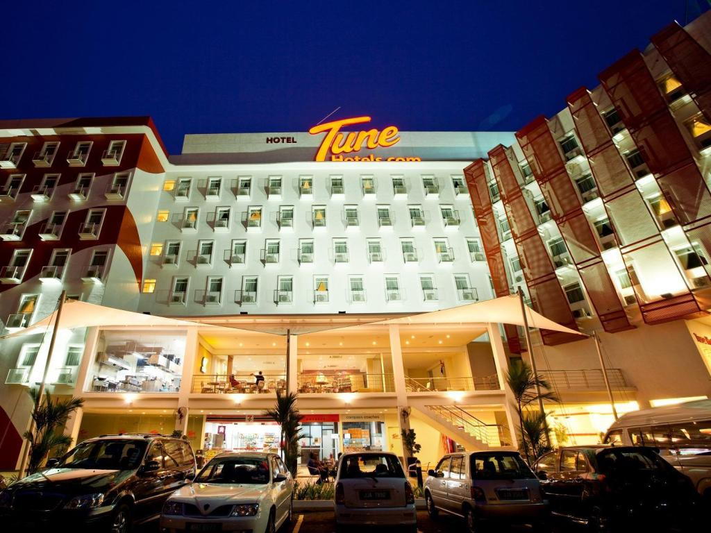 Hotel Reviews of Tune Hotel - Danga Bay Johor Johor Bahru
