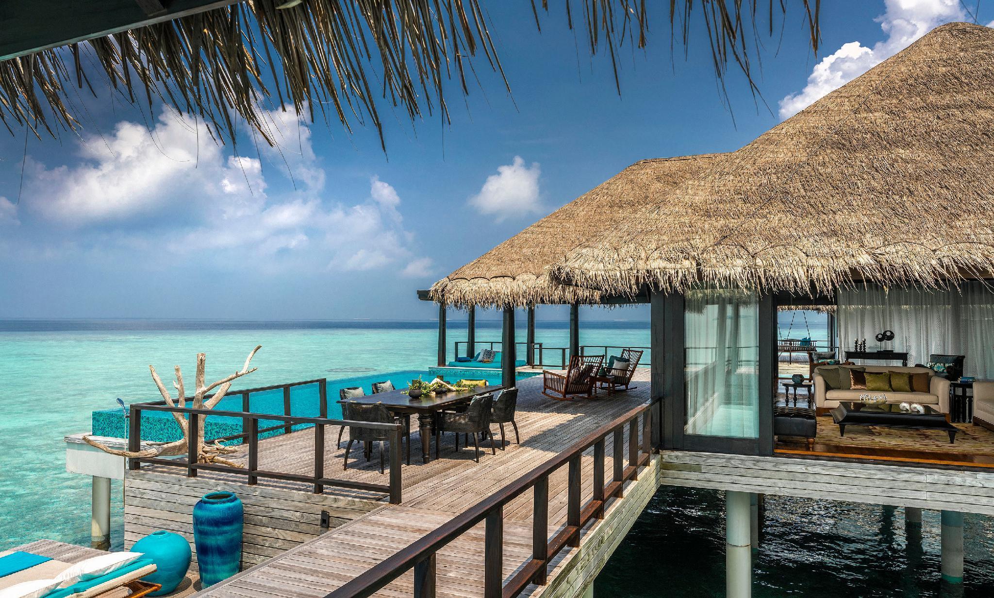 Best Price On Anantara Kihavah Maldives Villas In Maldives