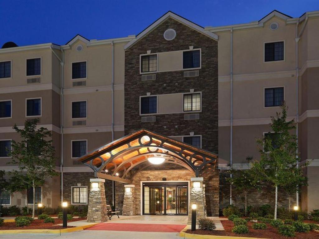 Covington La Hotel Rooms