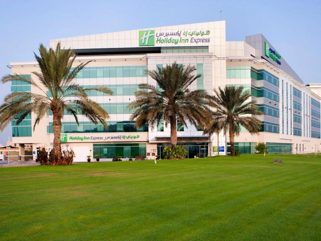More About Holiday Inn Express Dubai Airport
