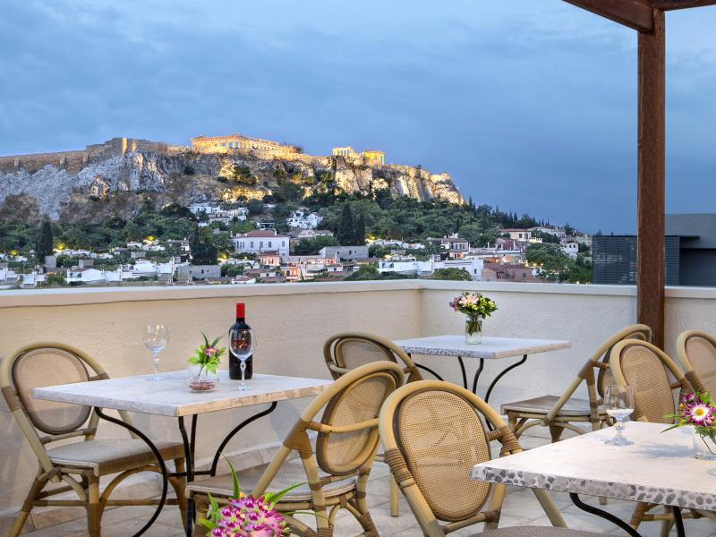 Best Price on Athos Hotel in Athens Reviews