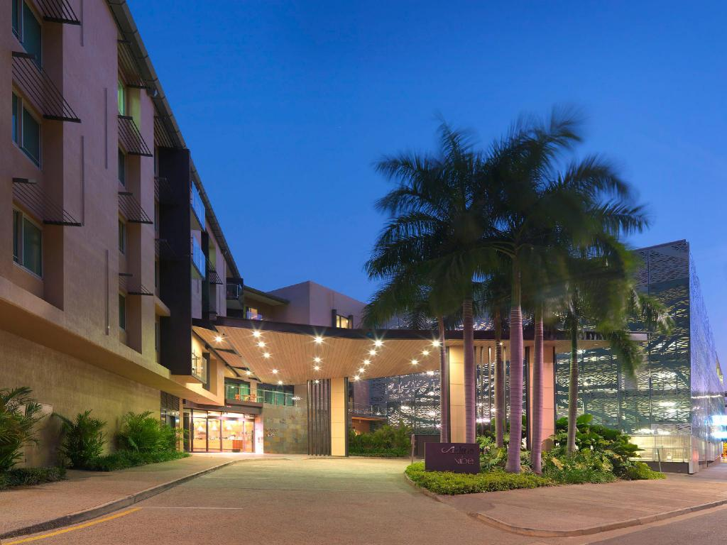 Best price on vibe hotel darwin waterfront in darwin for 7 kitchener drive darwin