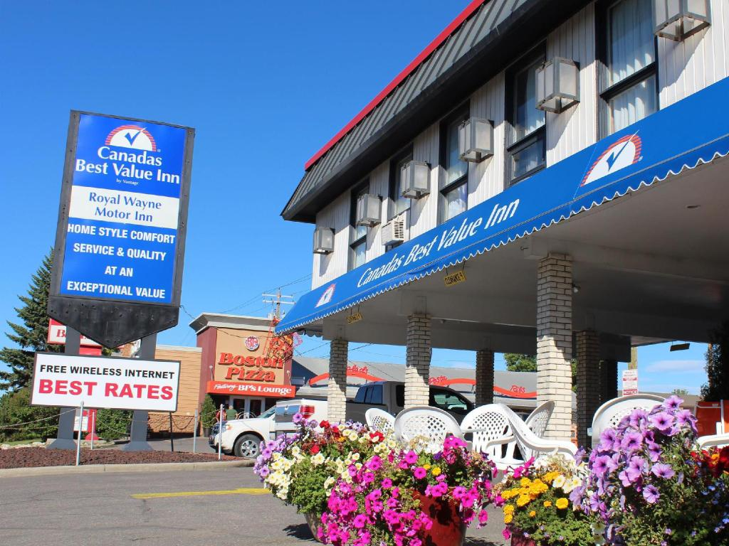 best price on canadas best value inn calgary in calgary ab