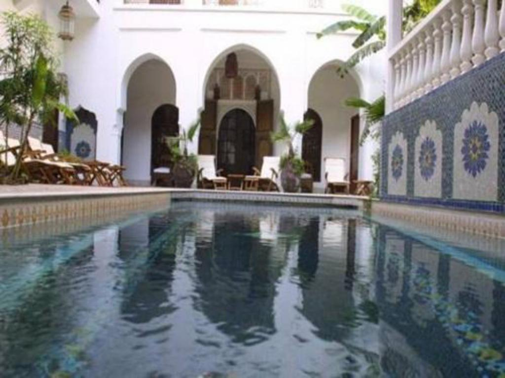 Best price on riad dar el assafir in marrakech reviews for Top 10 riads in marrakech