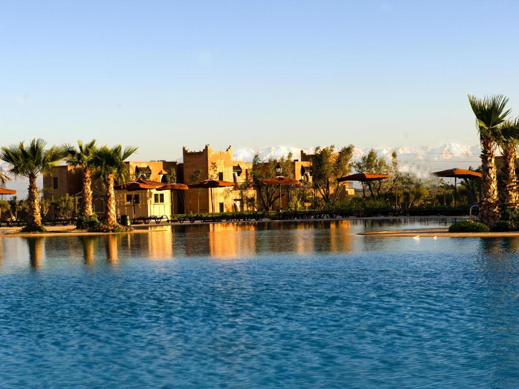 Blue sea hotel marrakech ryads parc spa