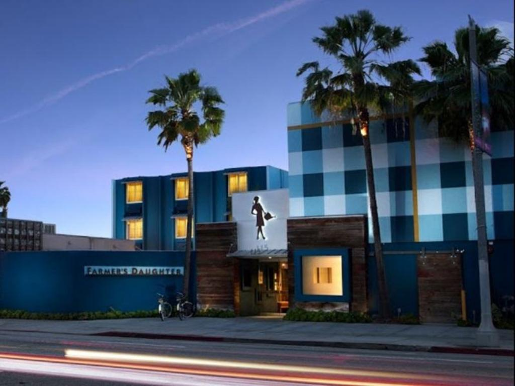 Best price on farmer 39 s daughter hotel in los angeles ca for Hotels 90028