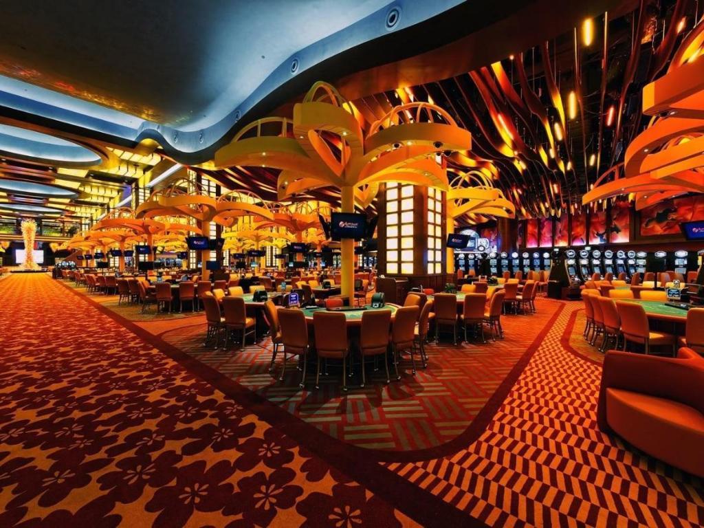 Resorts world sentosa casino review